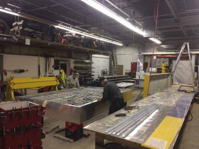 Manufacturing and Fabrication